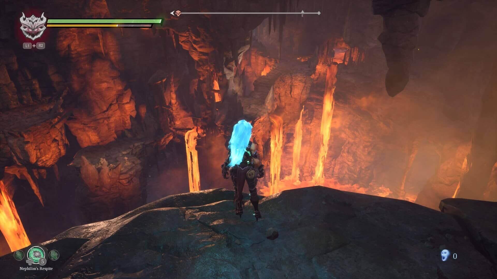 Análise Darksiders 3, Darksiders III, Delfos