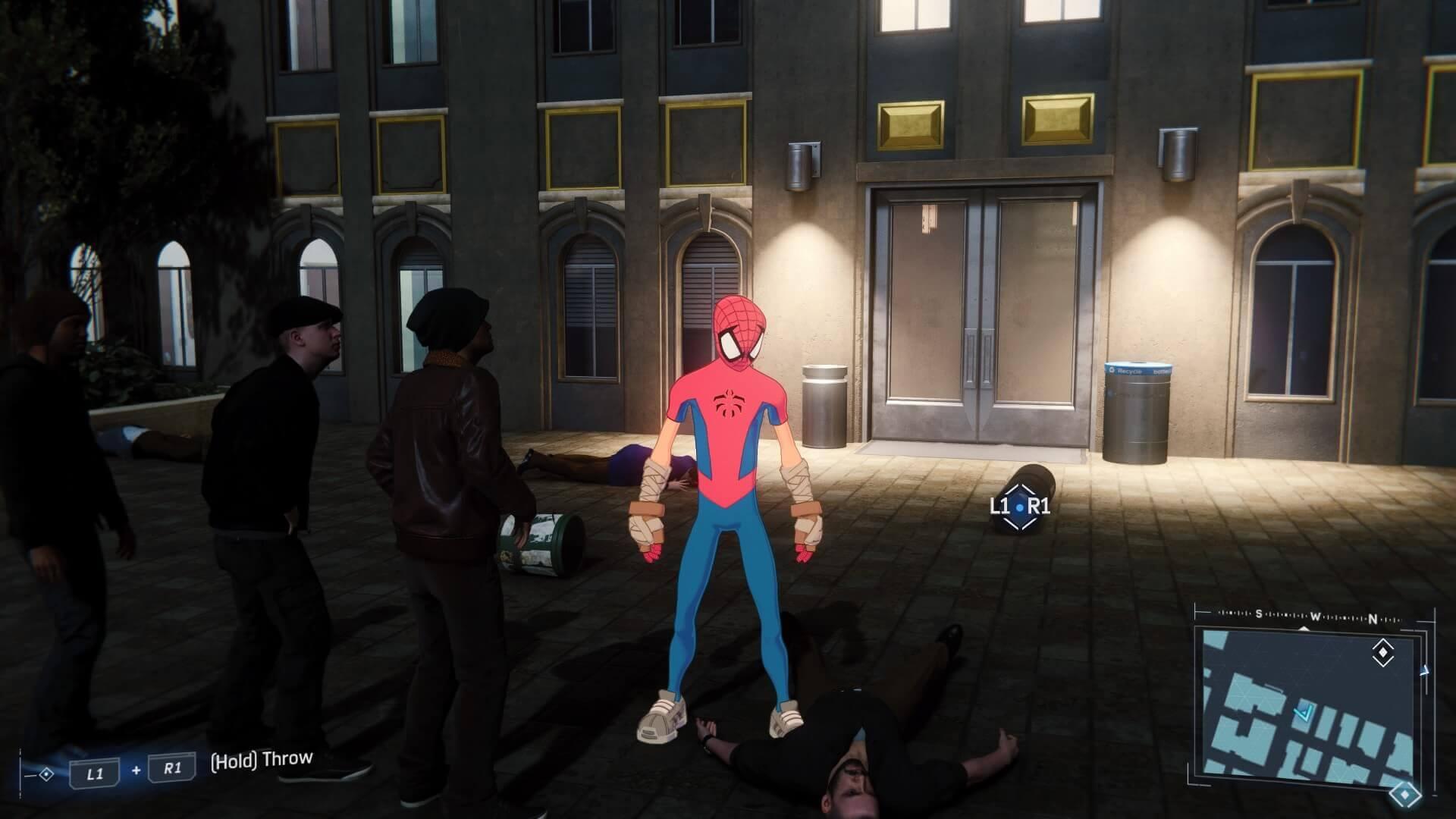 Spider-Man, Turf Wars, Delfos