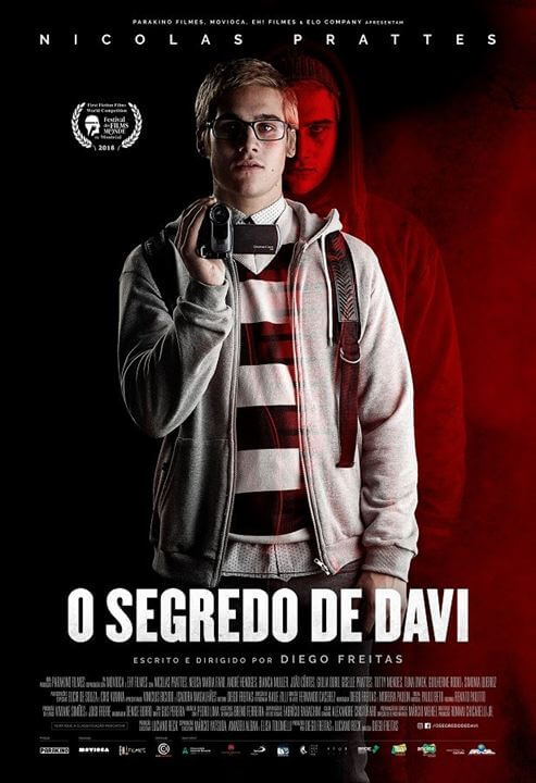 O Segredo de Davi, Nicolas Prattes, Diego Freitas, Crítica O Segredo de Davi