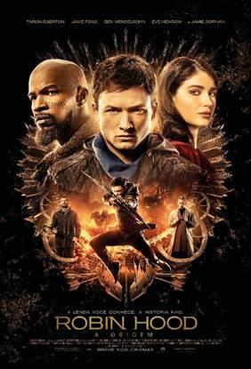 Robin Hood - A Origem, Robin Hood, Jamie Foxx, Delfos