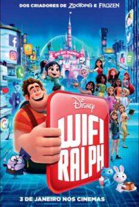Delfos, WiFi Ralph, Cartaz