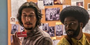Delfos, Infiltrado na Klan, melhores filmes de 2018