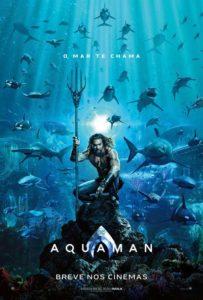 Delfos, Aquaman, Cartaz