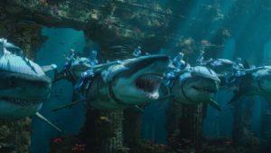 Delfos, Aquaman