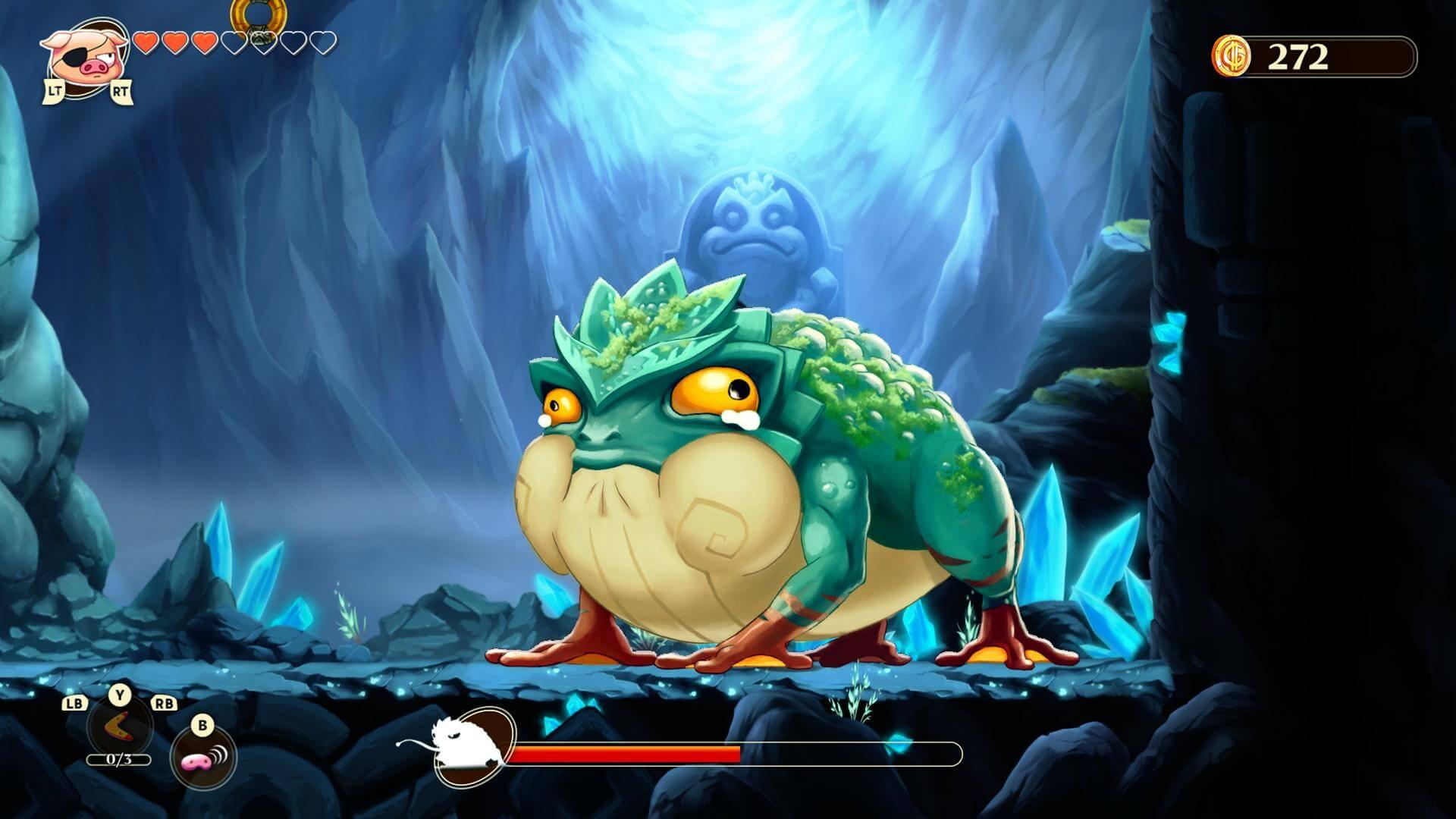 Monster Boy and the Cursed Kingdom, Monster Boy, Wonder Boy, Delfos