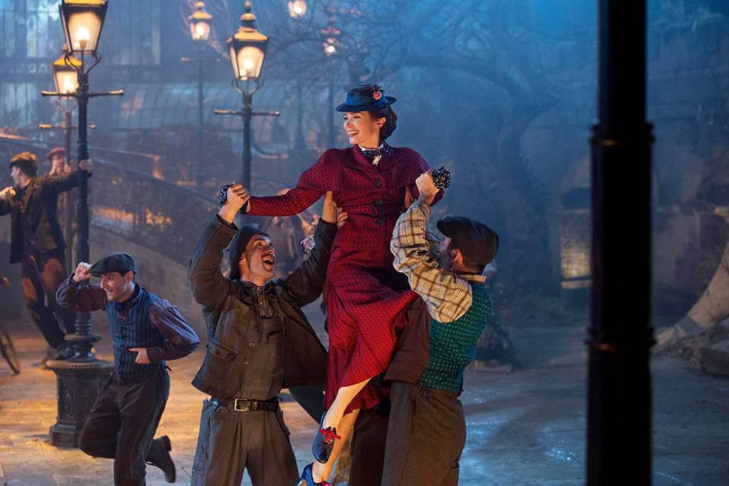 Crítica O Retorno de Mary Poppins, Mary Poppins, O Retorno de Mary Poppins, Delfos