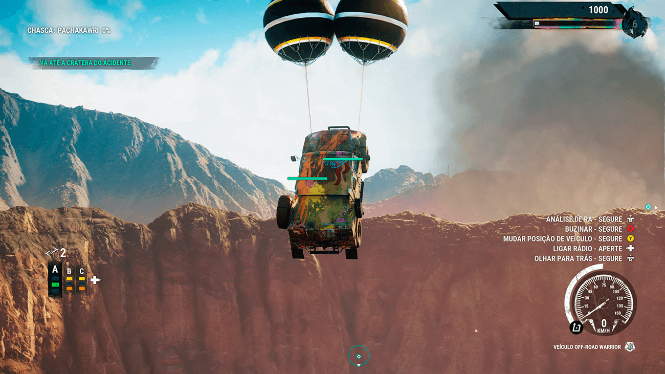 Análise Just Cause 4, Just Cause 4, Square Enix, Delfos