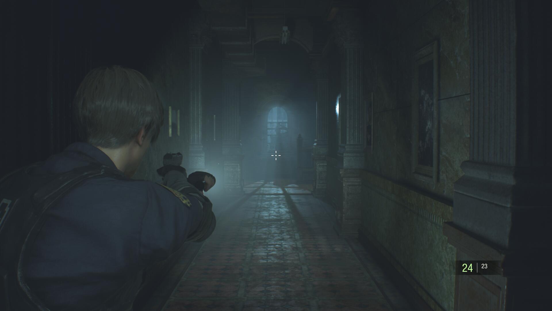 Resident Evil 2, Resident Evil 2 Remake, Resident Evil 2 2019, Delfos