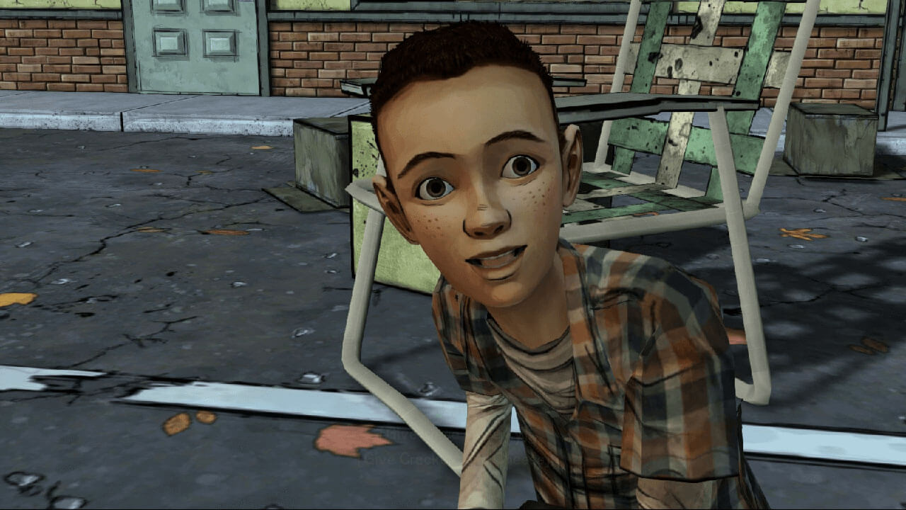 Telltale Games, Delfos, The Walking Dead