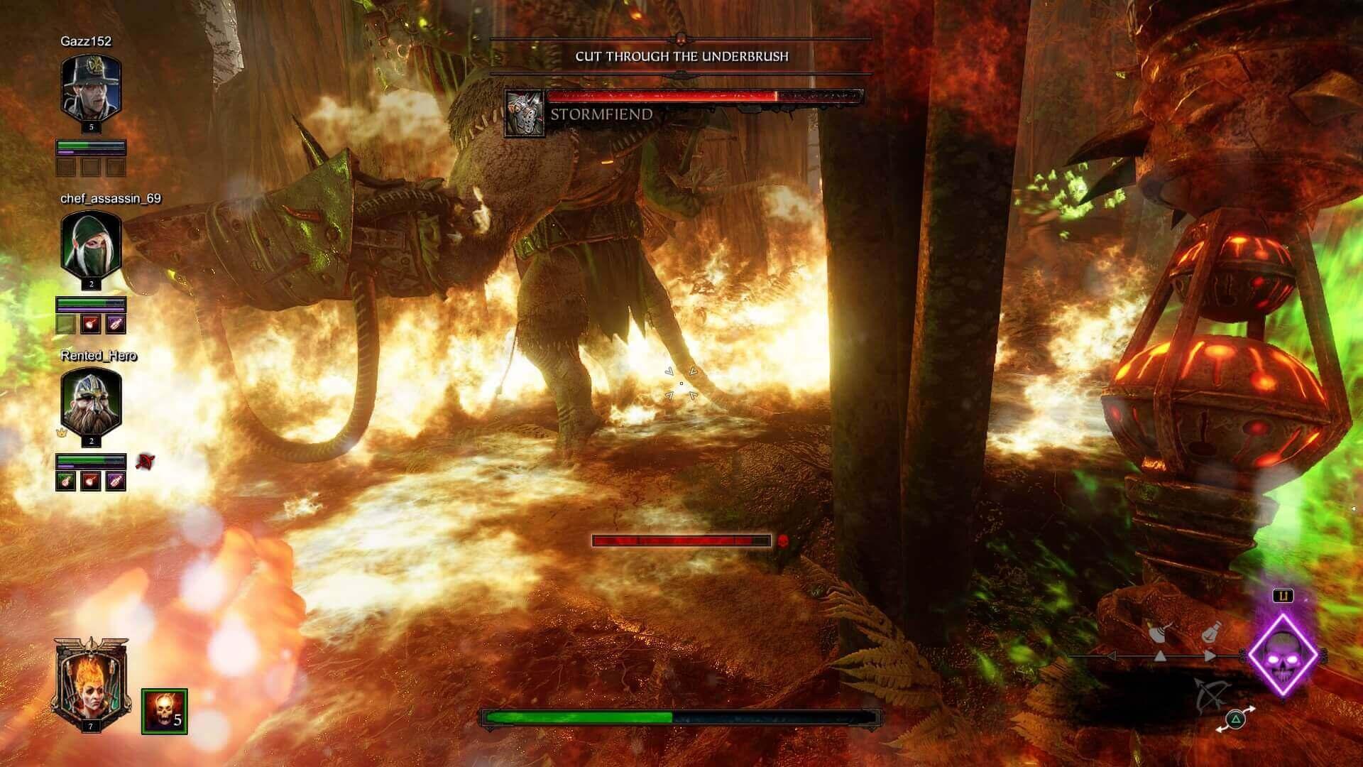 Warhammer: Vermintide 2, Warhammer, Vermintide, Fat Shark, Delfos