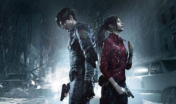 Remake de Resident Evil 2 terá os protagonistas Leon e Claire.