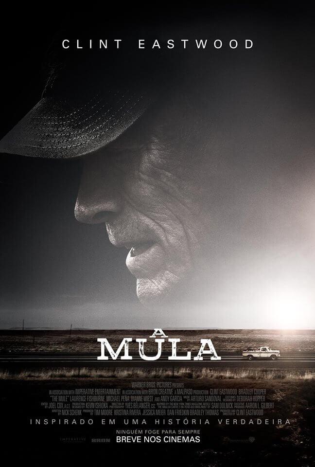 A Mula, Delfos, Clint Eastwood