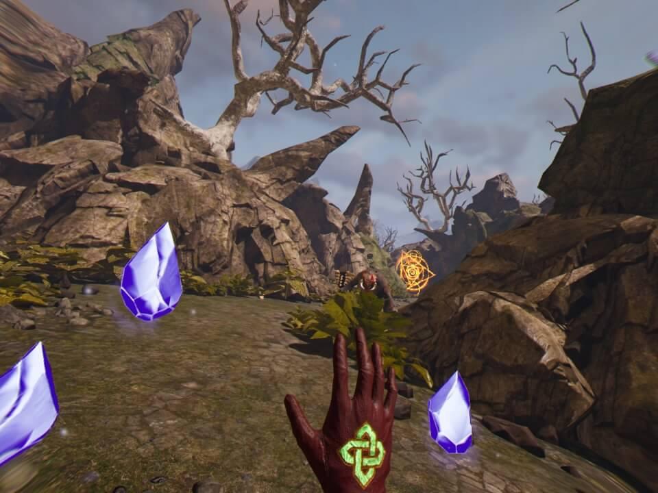 The Wizards, Carbon Studio, Delfos, VR