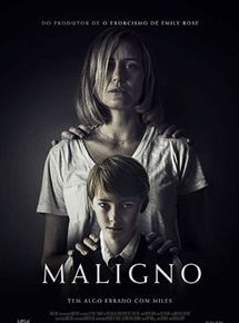 Crítica Maligno, Maligno, The Prodigy, Delfos