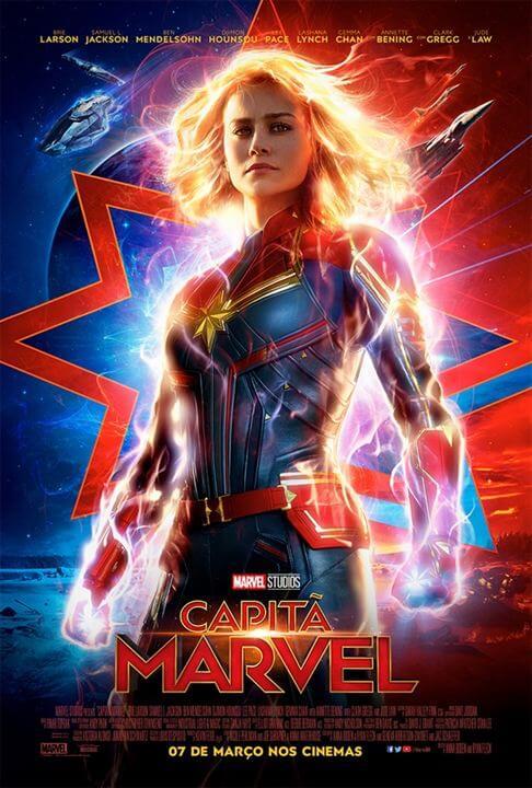 Capitã Marvel, Delfos, Disney, Marvel, MCU, UCM, Crítica Capitã Marvel
