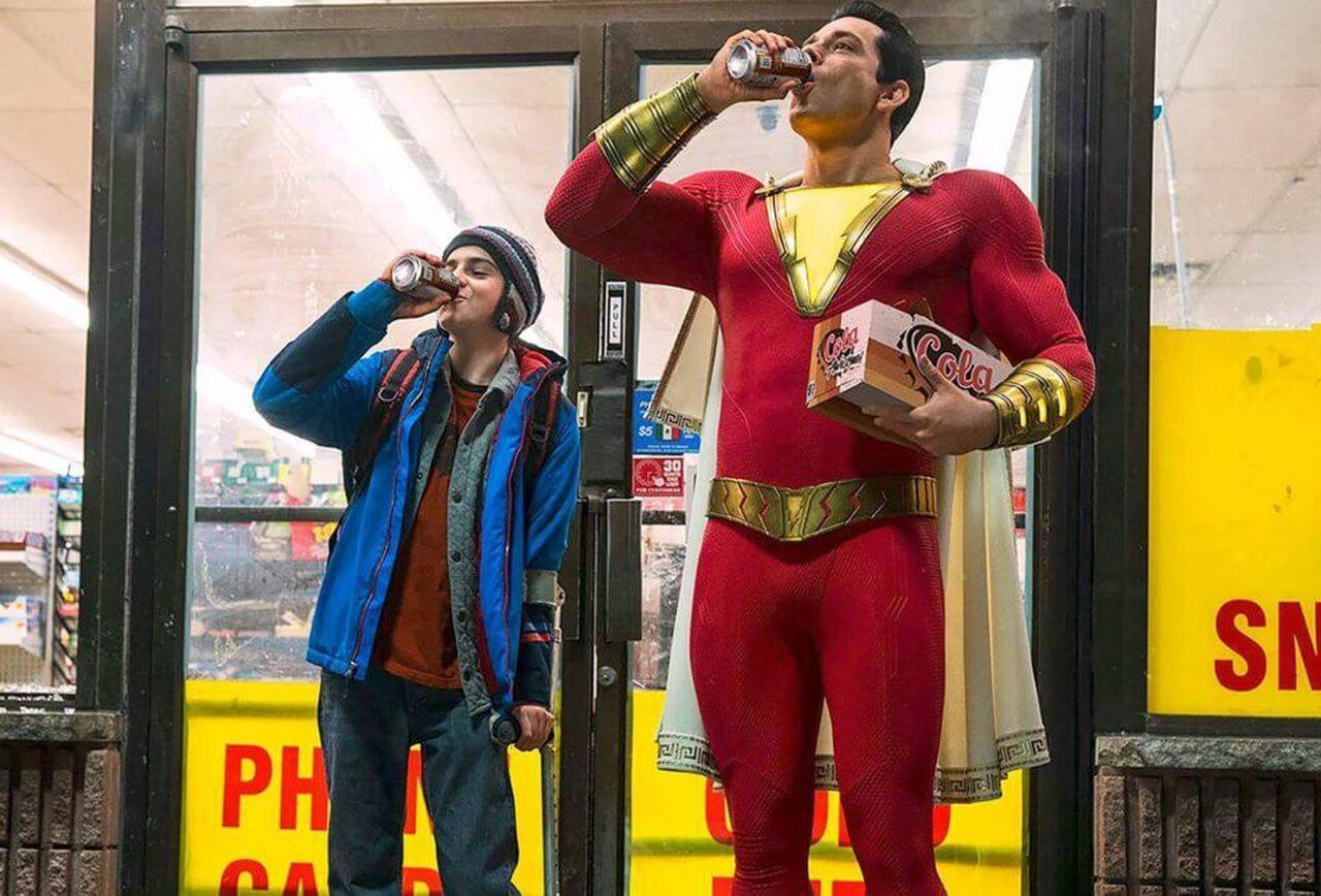 Shazam, Shazam filme, Capitão Marvel, DC, Warner, Zachary Levi, Delfos