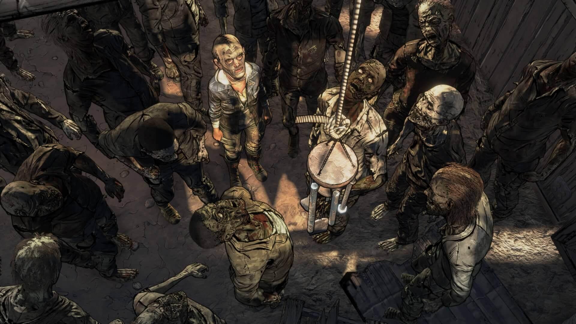 The Walking Dead: The Final Season, The Walking Dead, Telltale, Skybound, Delfos