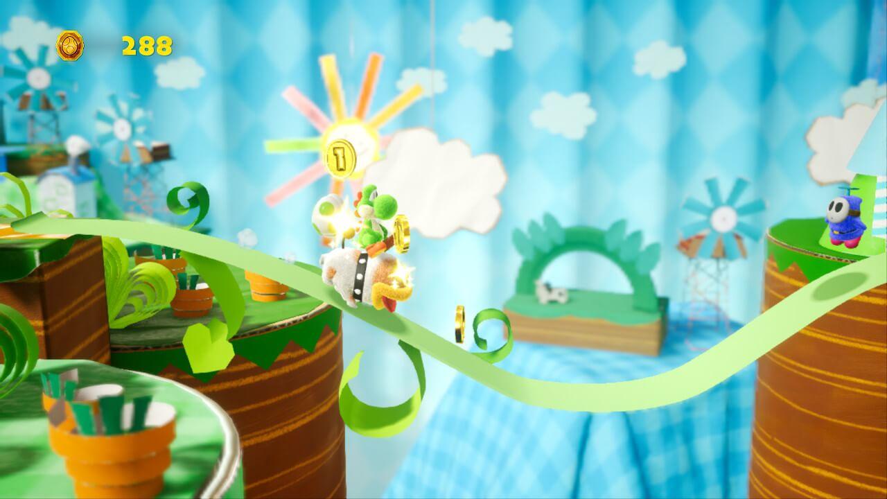 Análise Yoshi's Crafted World, Yoshi's Crafted World, Nintendo, Yoshi, Super Mario, Delfos