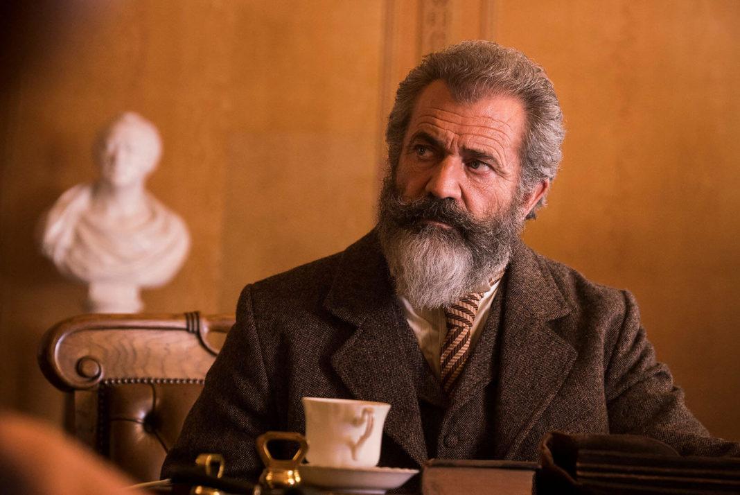 Crítica O Gênio e o Louco, O Gênio e o Louco, Imagem Filmes, Mel Gibson, Sean Penn, Delfos