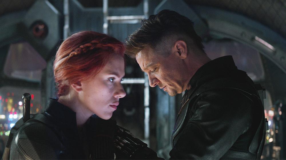 Análise Vingadores: Ultimato, Delfos, Natasha e Clint