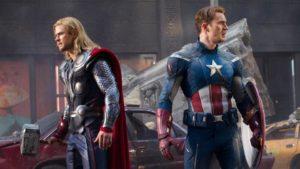 Artigo Vingadores: Ultimato COM SPOILERS, Thor e Capitão América, Delfos