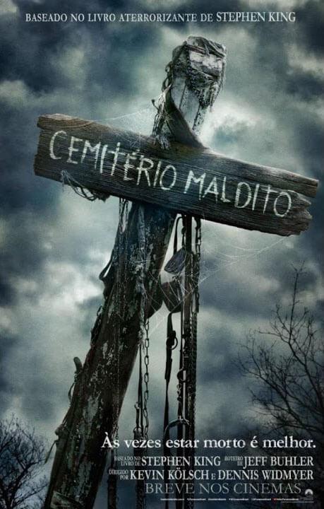 Cemitério Maldito, Crítica Cemitério Maldito, Delfos