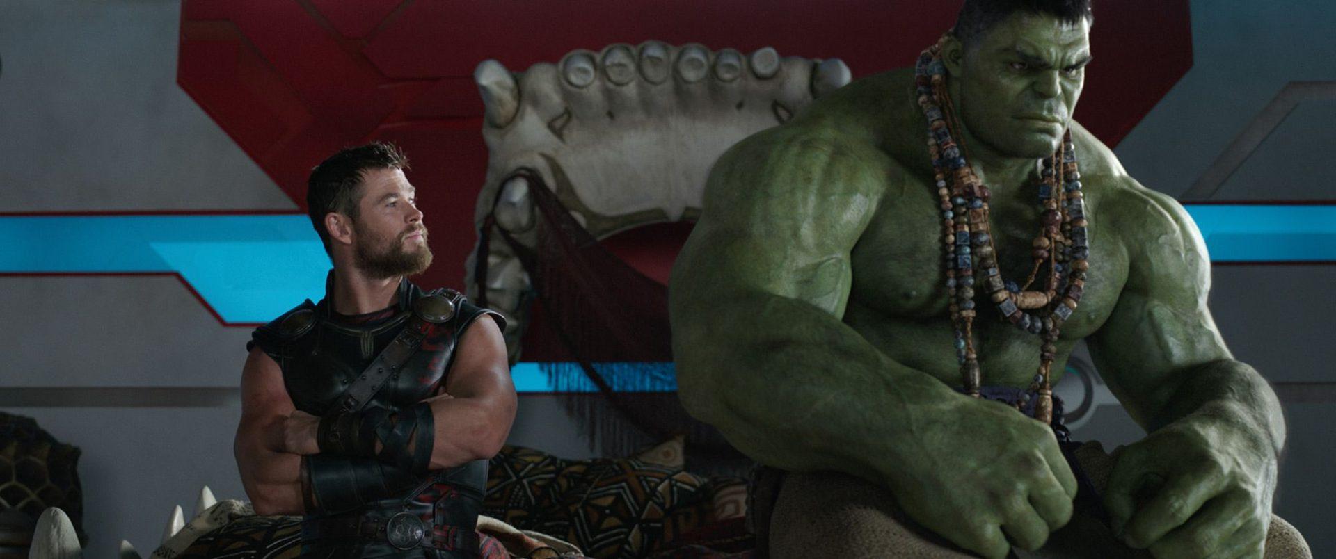 Artigo Vingadores: Ultimato COM SPOILERS, Hulk Thor: Ragnarok, Delfos