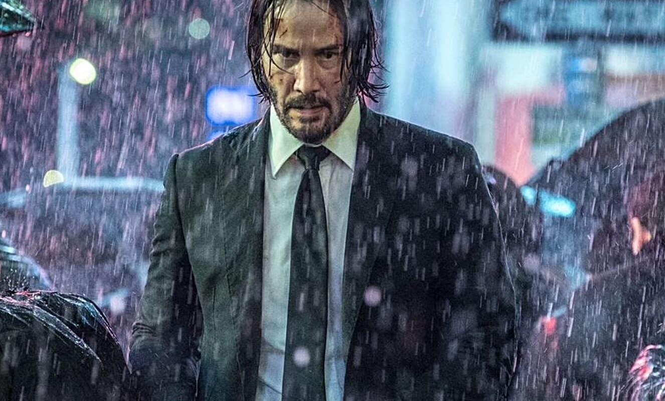 Crítica John Wick 3, John Wick 3, Keanu Reeves, Delfos