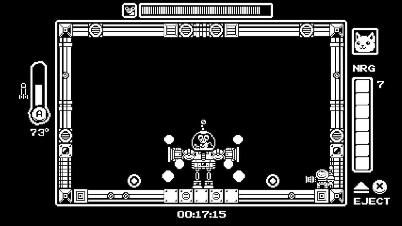 Análise Gato Roboto, Gato Roboto, Delfos, Devolver Digital