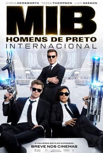Crítica MIB Internacional, MIB: Homens de Preto - Internacional, Delfos