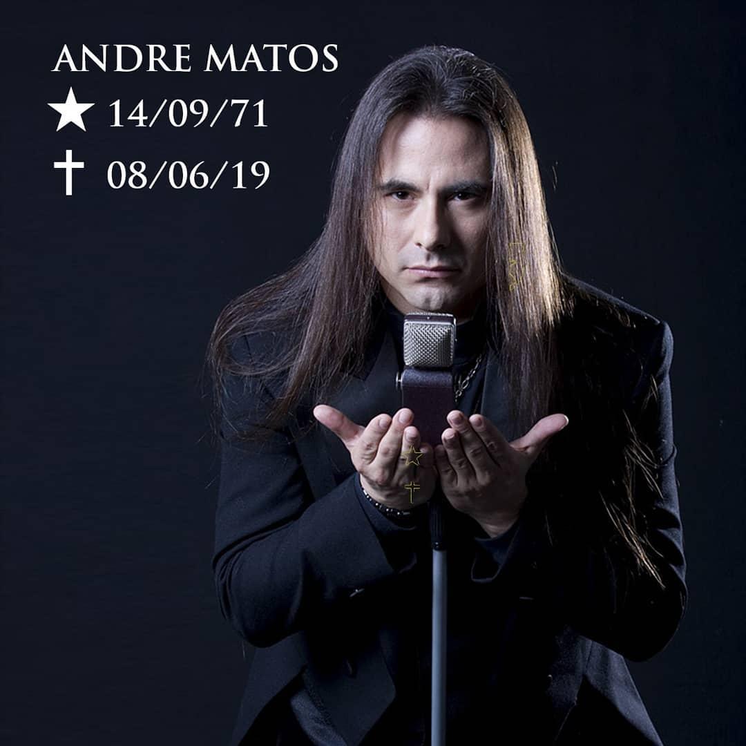 Morte de Andre Matos, Andre Matos, Angra, Shaman, Viper, Delfos