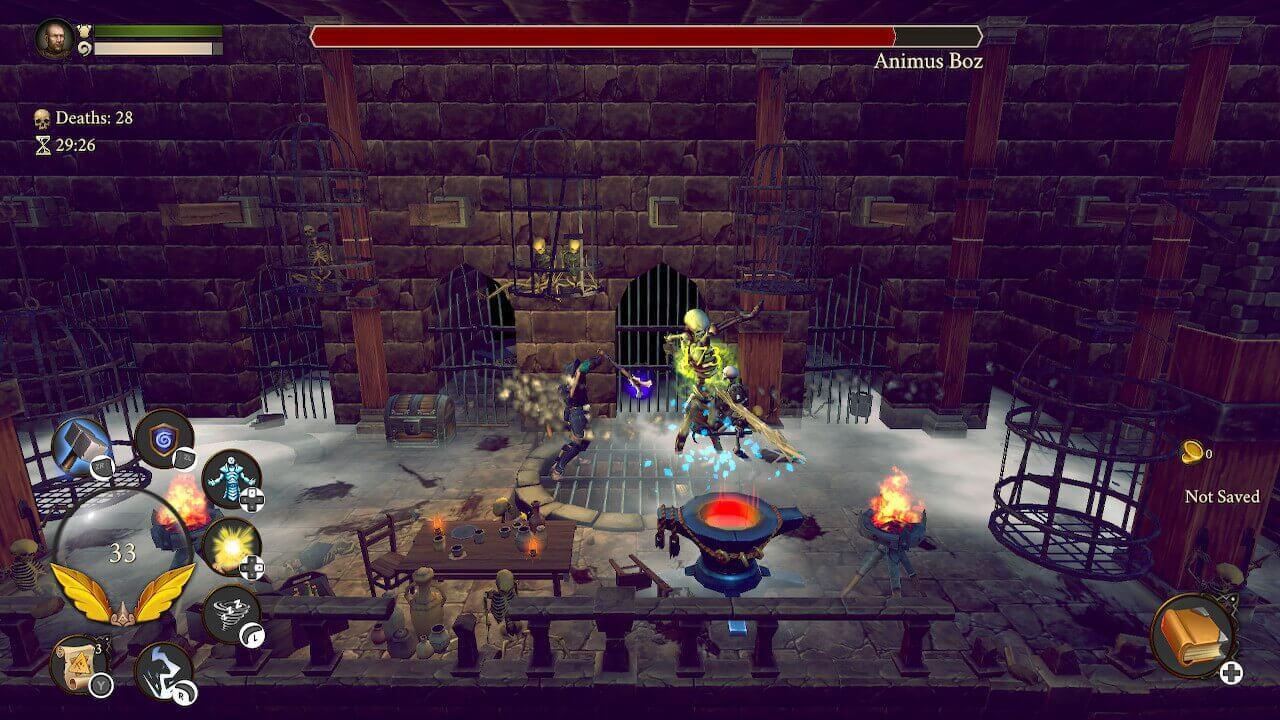 Análise Azuran Tales Trials, Azuran Tales: Trials, Tiny Trinket, Delfos
