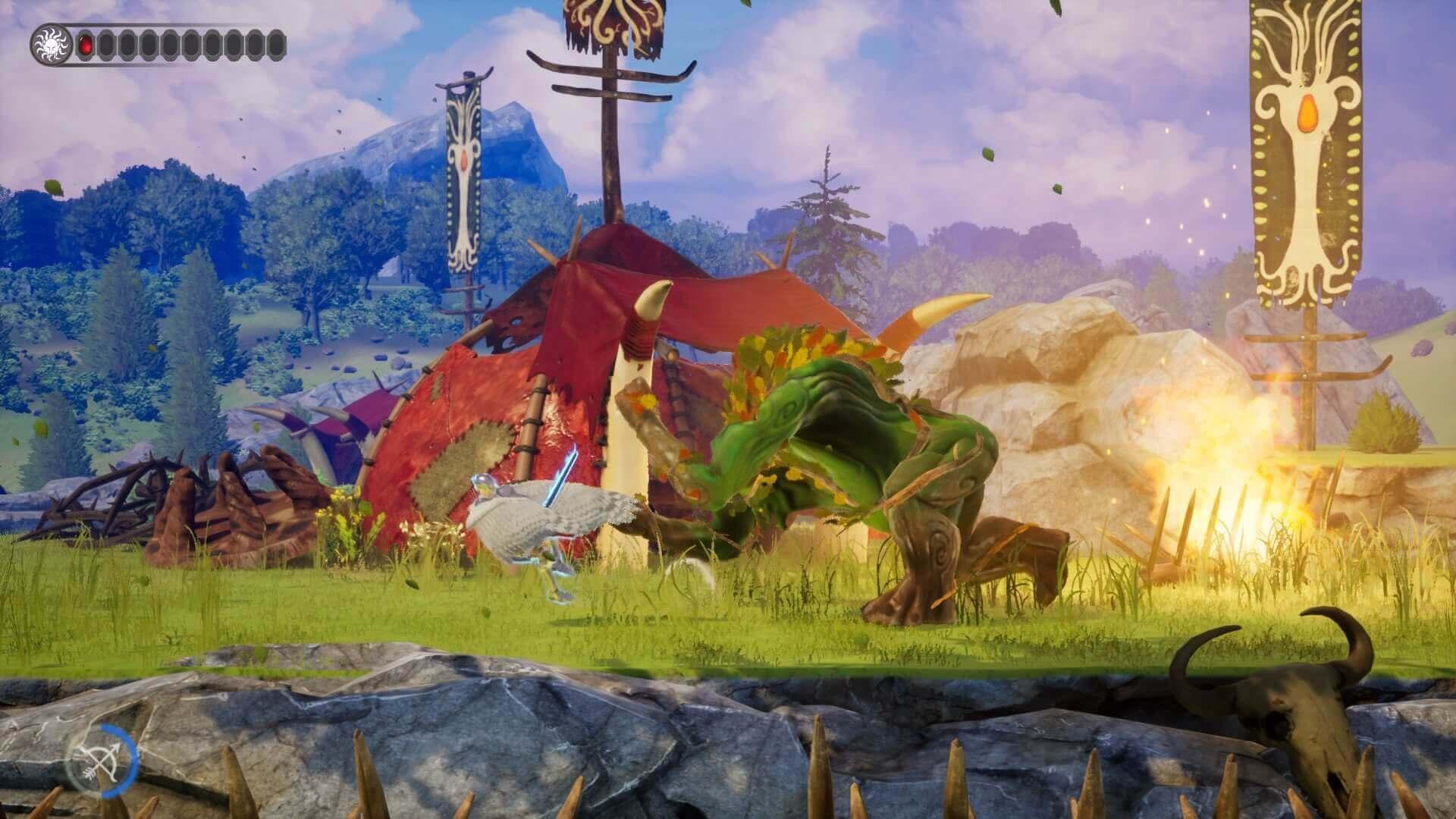 Análise SolSeraph, SolSeraph, Sega, Actraiser, ACE Team