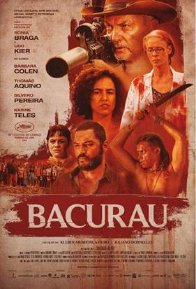 Bacurau, Crítica Bacurau, Sônia Braga, Delfos