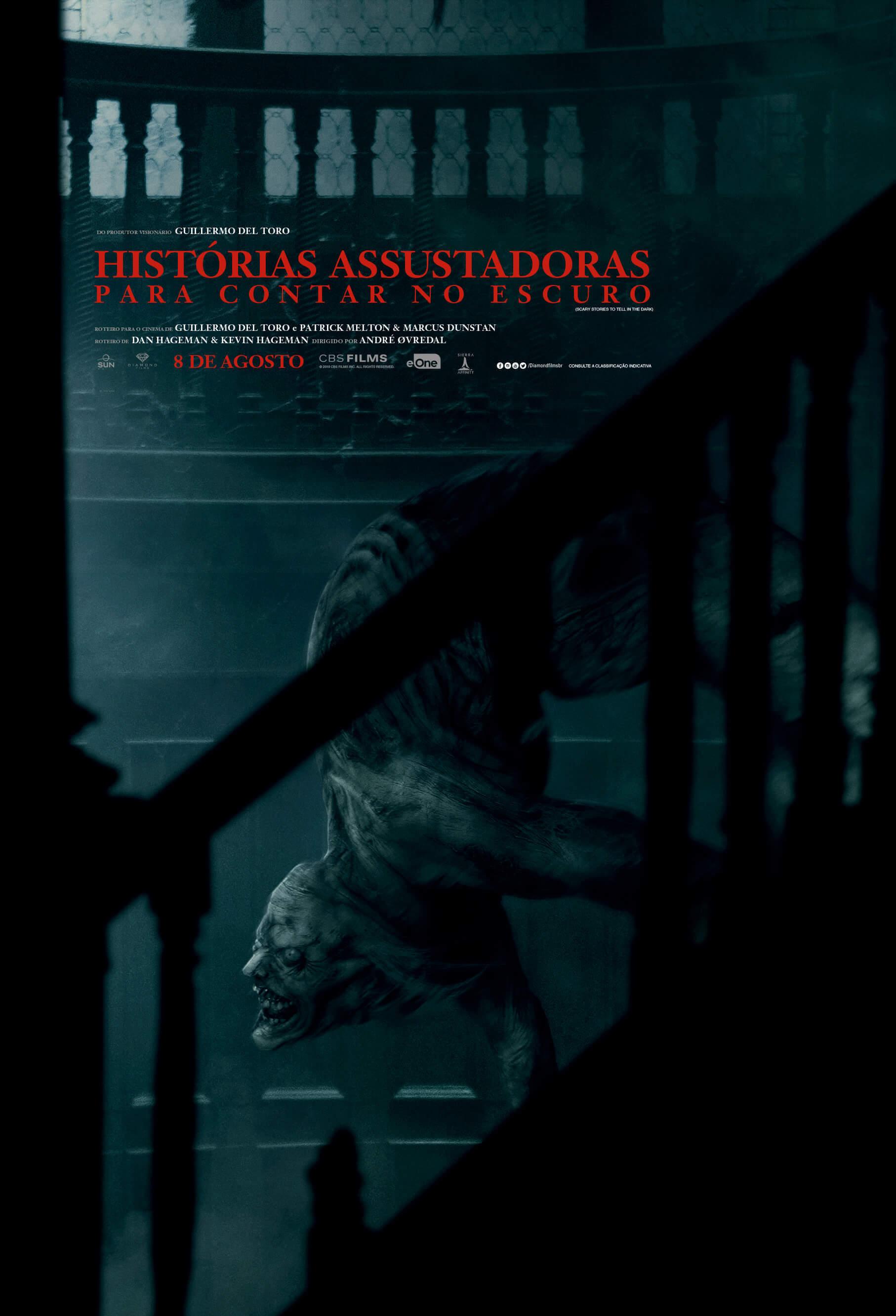 Histórias Assustadoras, Crítica Histórias Assustadoras, Guillermo Del Toro, Delfos