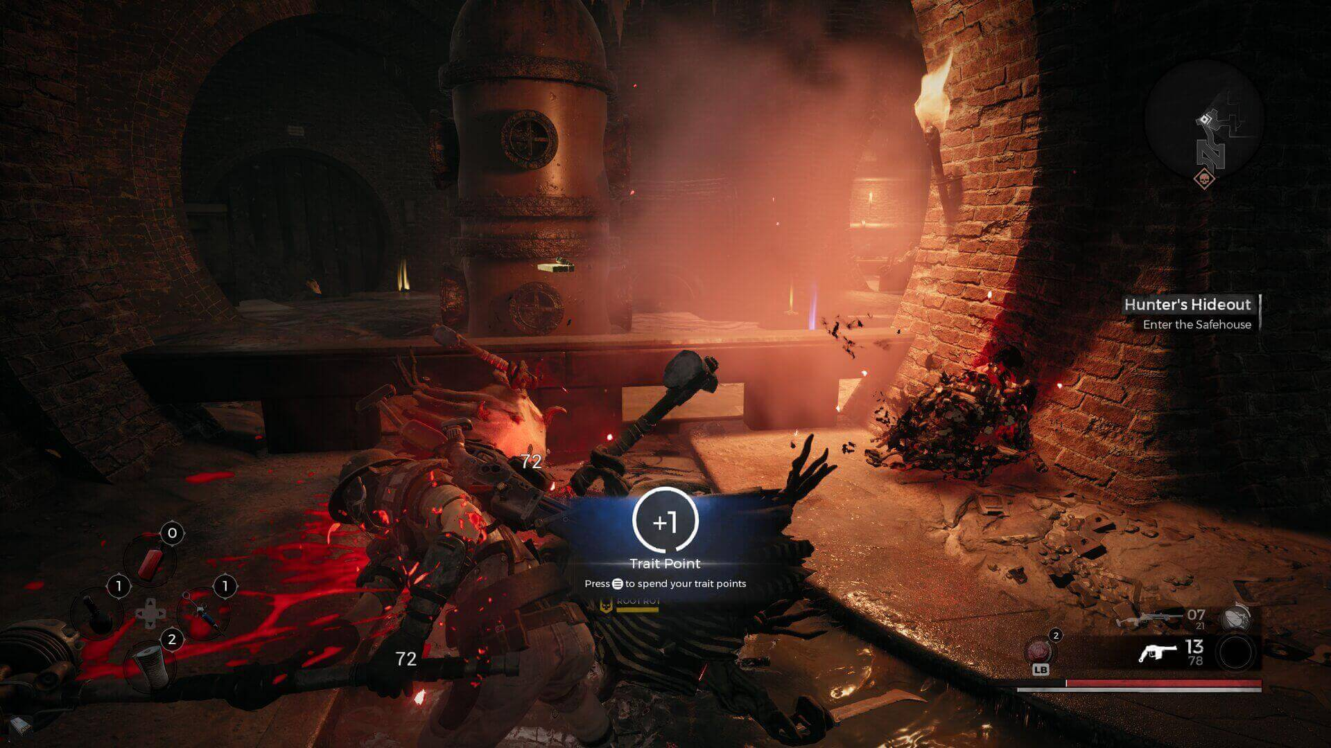 Remnant: From the Ashes, Gunfire Games, Delfos