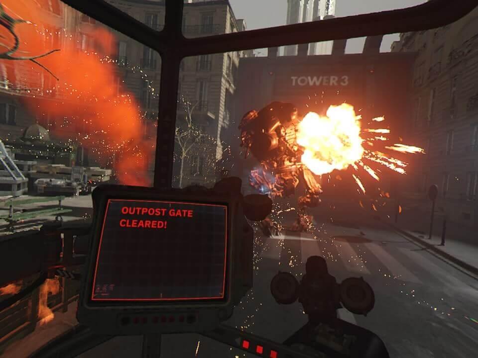 Análise Wolfenstein Cyberpilot, Wolfenstein Cyberpilot, FPS, Bethesda, MachineGames