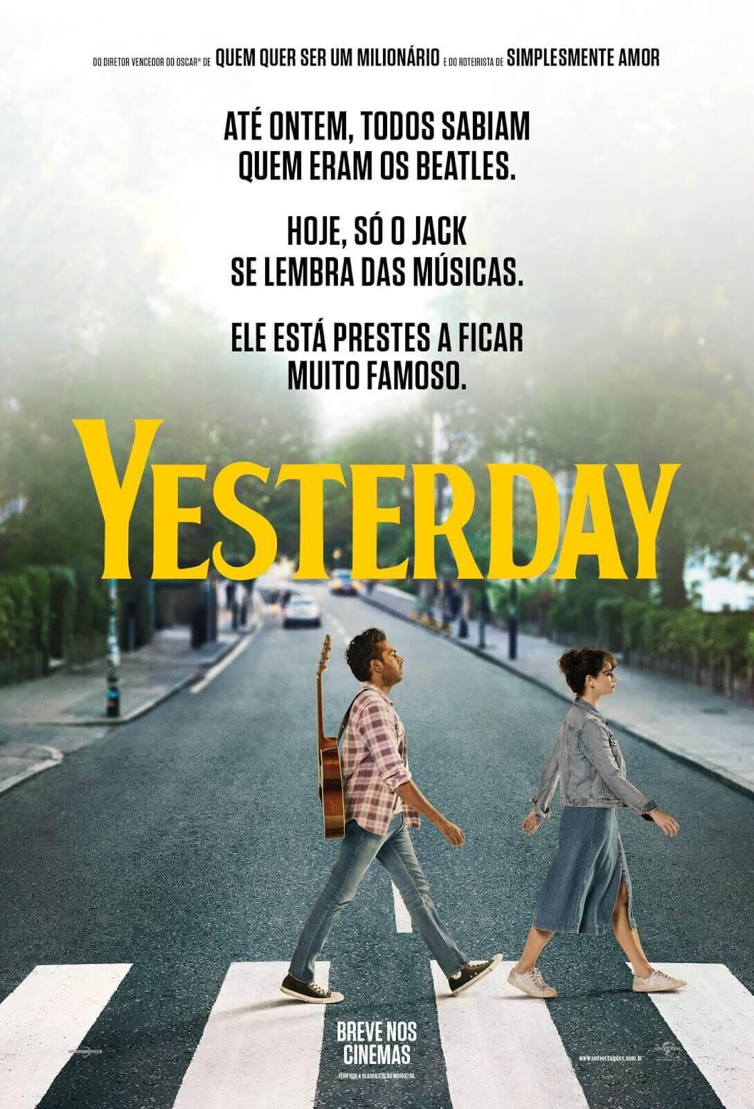 Crítica Yesterday, Yesterday Filme, Yesterday, Danny Boyle, Delfos