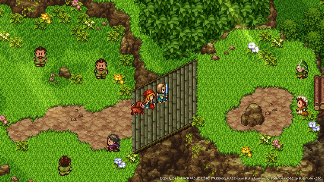Dragon Quest XI S, Switch, Delfos