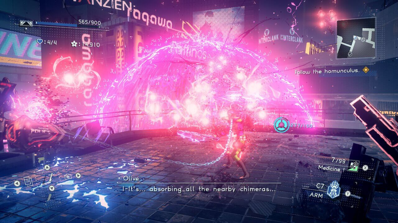 Astral Chain, Análise Astral Chain, PlatinumGames, Nintendo, Switch, Delfos
