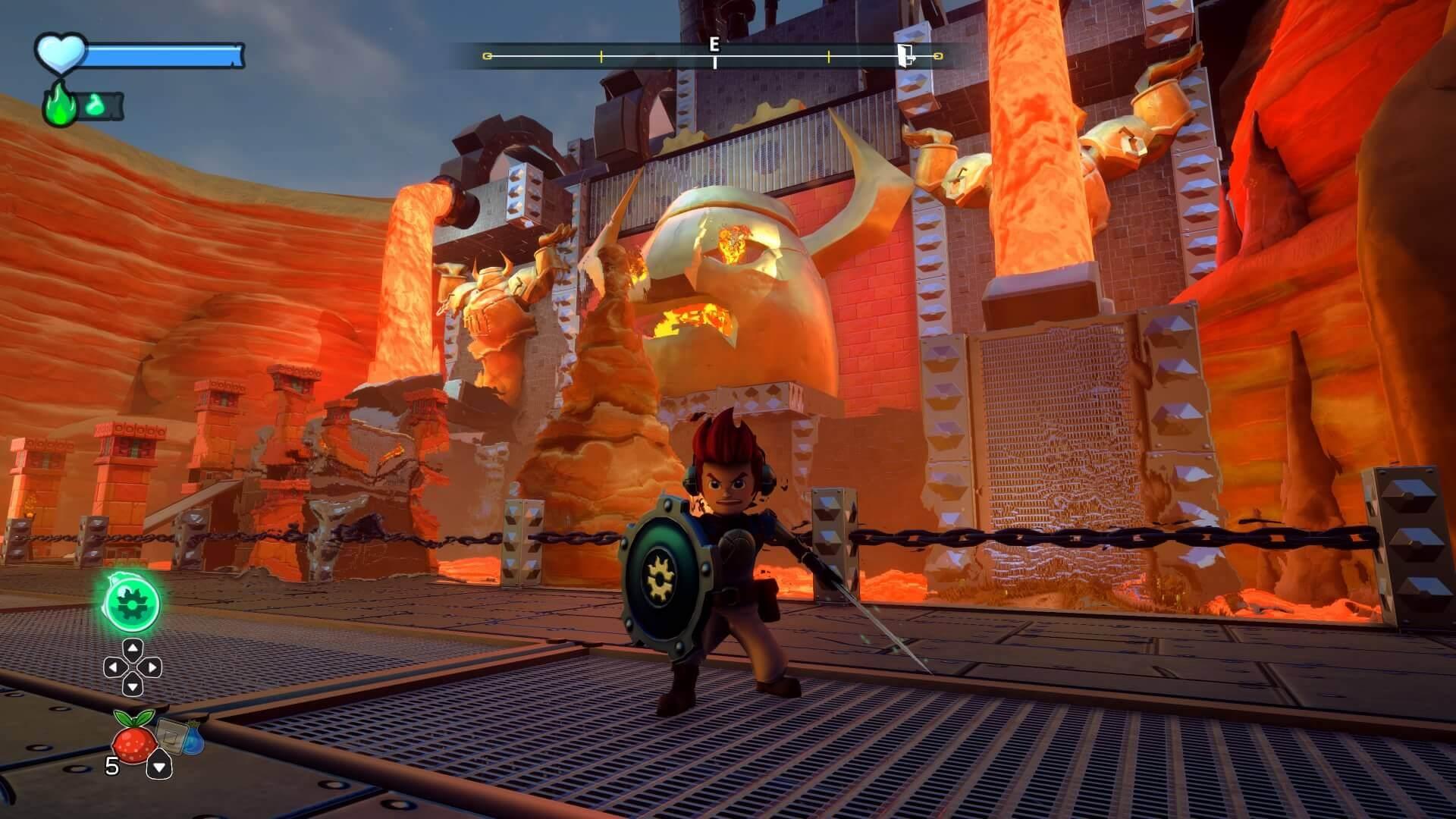 Análise A Knight's Quest, A Knight's Quest, Sky 9 Games, Curve Digital, Delfos