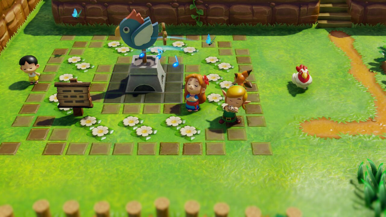 Análise Link's Awakening, Zelda, The Legend of Zelda, Nintendo, Switch