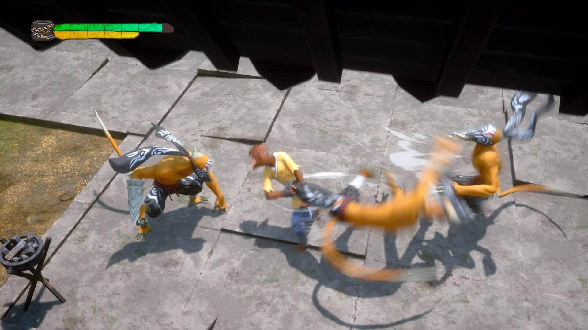 Monkey King: Hero is Back, Análise Monkey King game, Delfos