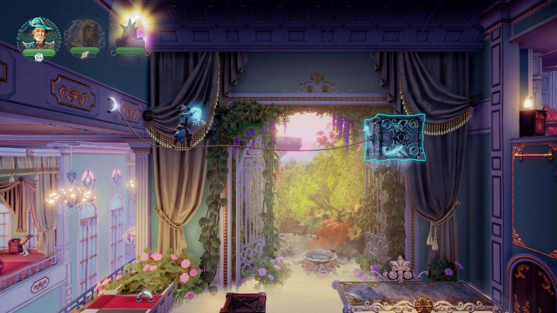 Análise Trine 4, Trine 4: The Nightmare Prince, Frozenbyte, Delfos