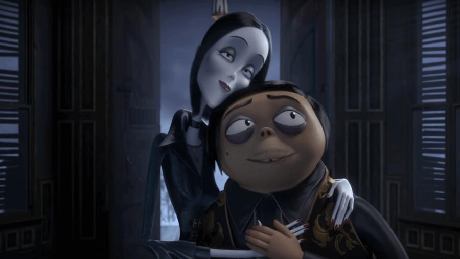 Família Addams, Universal, Delfos