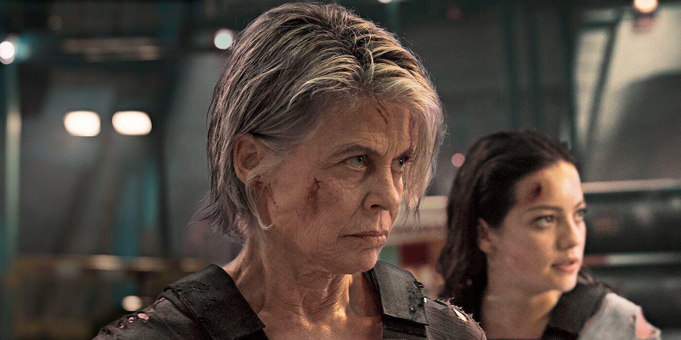 Crítica O Exterminador do Futuro: Destino Sombrio, O Exterminador do Futuro, Linda Hamilton, Delfos