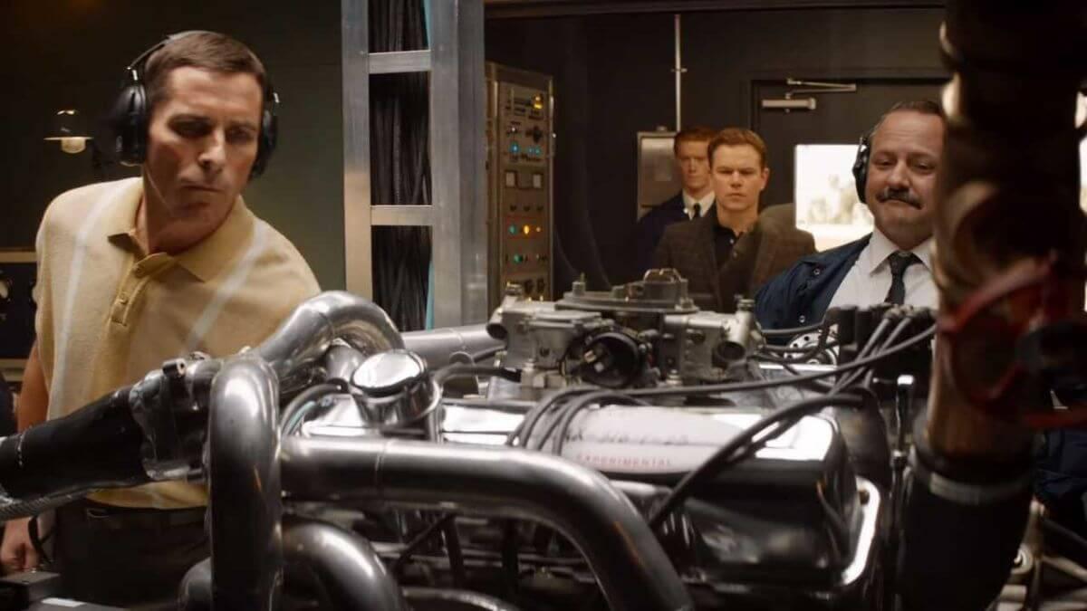 Crítica Ford Vs. Ferrari, Ford Vs. Ferrari, Christian Bale, Matt Damon, Delfos