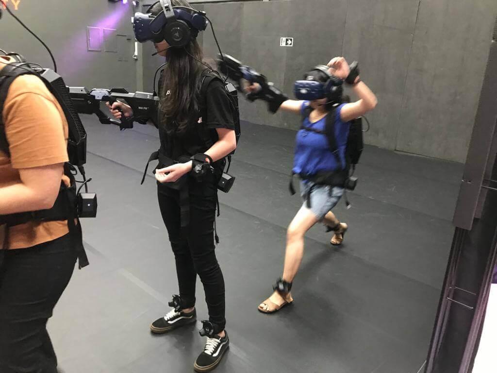 Gravity VR, Gravity, Delfos, VR