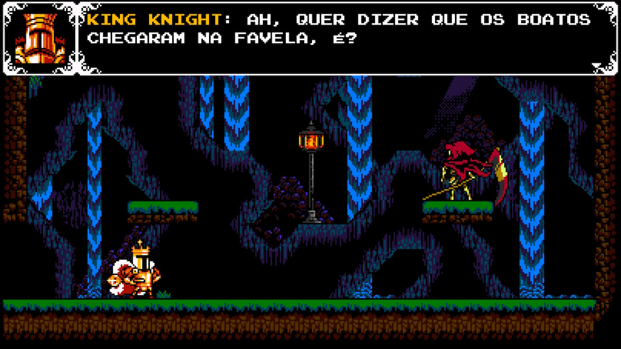 King of Cards Vs Specter Knight
