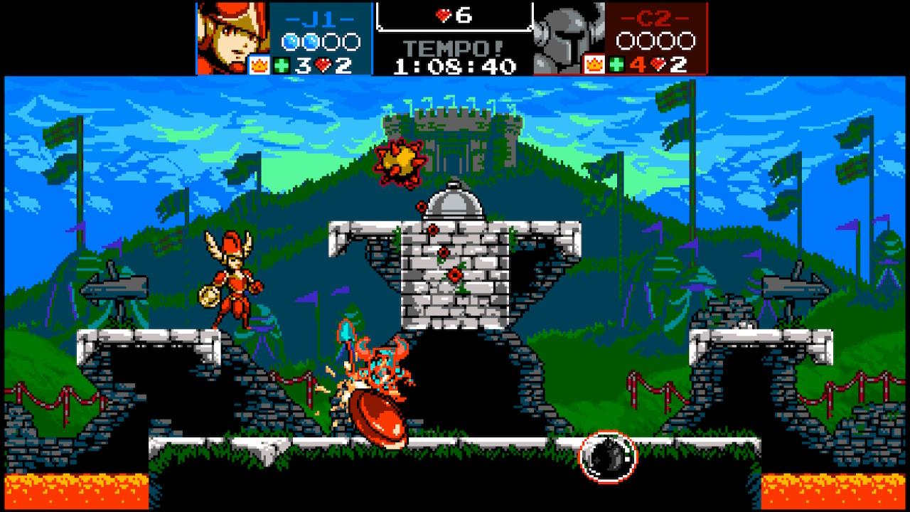 Shield Knight, Shovel Knight Showdown